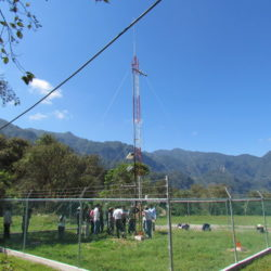 Fairmount AWS Turnkey Installation in Mexico including Civil works and fencing 2